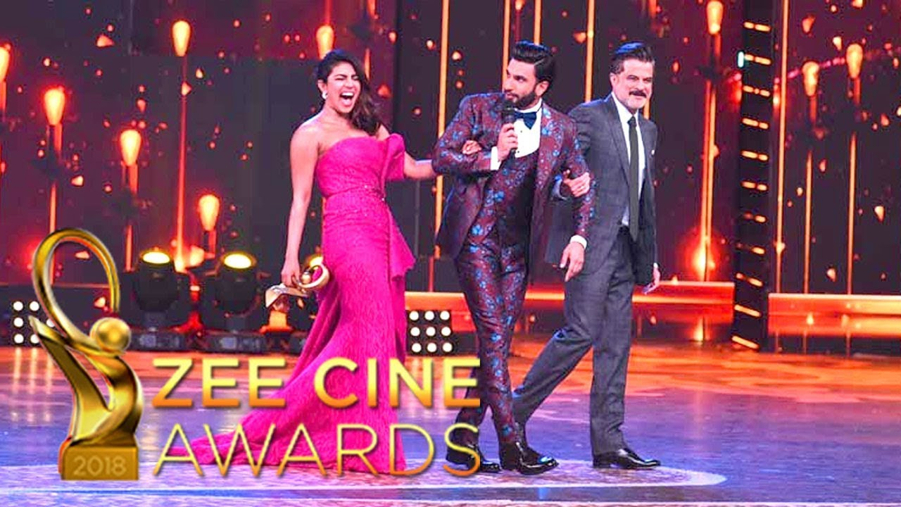 Bollywood awards in India