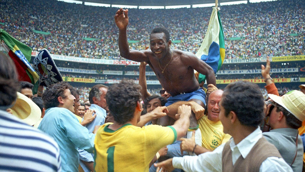 Brazil 1970 – Time when the football game took a transformation