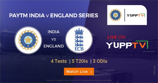 England to face India in a month and a half long bilateral series from the 5th of February