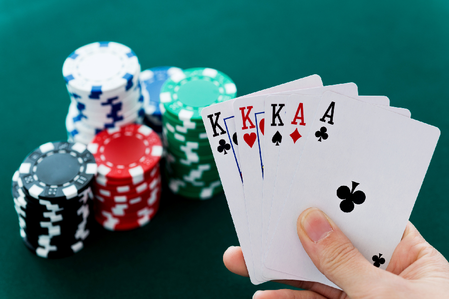 Take a Look at the Appealing Features of the Casino