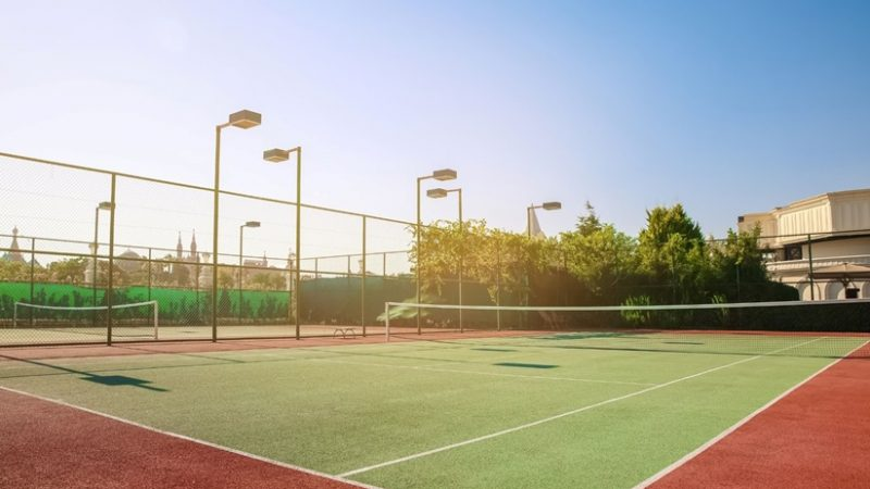 A Comprehensive Guide to Tennis Court Lighting.