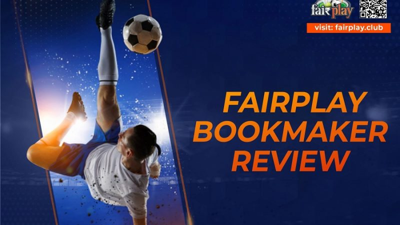 Fairplay Review: Try your luck at the best online betting site.
